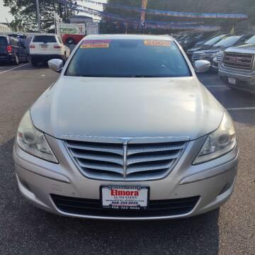 2009 Hyundai Genesis for sale at Elmora Auto Sales in Elizabeth NJ