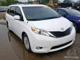 2013 Toyota Sienna for sale at Empire Automotive Group Inc. in Orlando FL