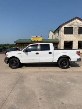 2011 Ford F-150 for sale at Driver's Choice in Sherman TX