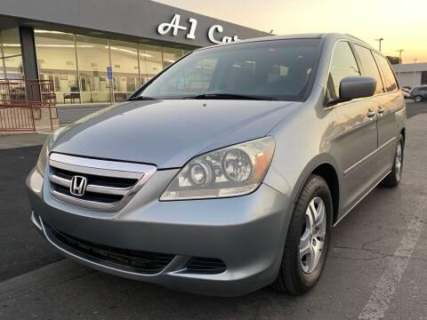 2006 Honda Odyssey for sale at A1 Carz, Inc in Sacramento CA