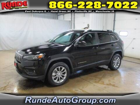 2020 Jeep Cherokee for sale at Runde Chevrolet in East Dubuque IL