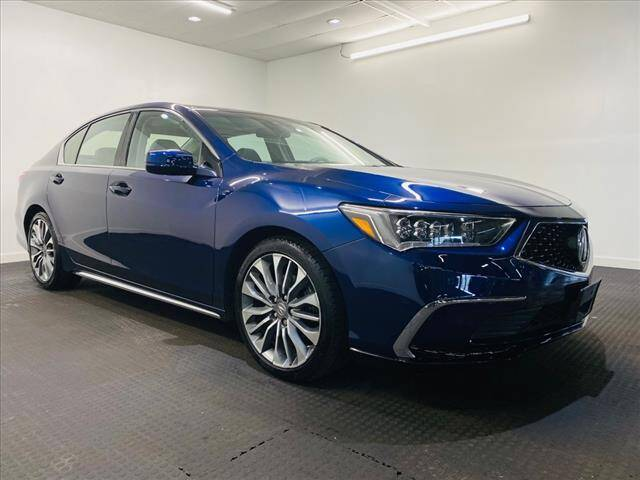 2018 Acura RLX for sale at Champagne Motor Car Company in Willimantic CT