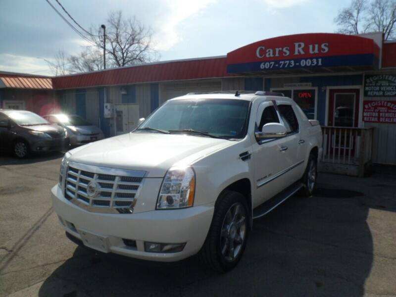 2011 Cadillac Escalade EXT for sale at Cars R Us in Binghamton NY