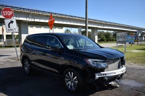 2020 Honda Pilot for sale at STS Automotive - Miami, FL in Miami FL