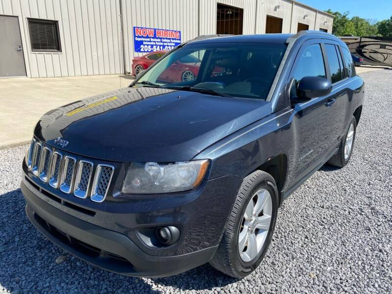 2014 Jeep Compass for sale at Alpha Automotive in Odenville AL