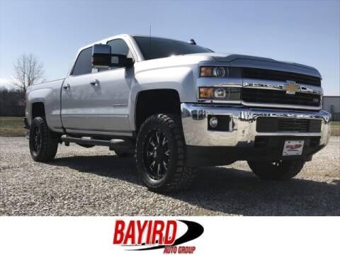 2016 Chevrolet Silverado 2500HD for sale at Bayird Truck Center in Paragould AR