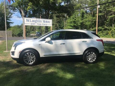 2017 Cadillac XT5 for sale at McLaughlin Motorz in North Muskegon MI