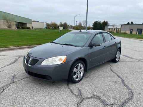 2008 Pontiac G6 for sale at JE Autoworks LLC in Willoughby OH
