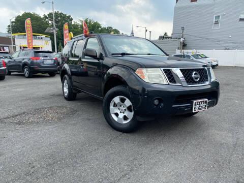 2011 Nissan Pathfinder for sale at PRNDL Auto Group in Irvington NJ