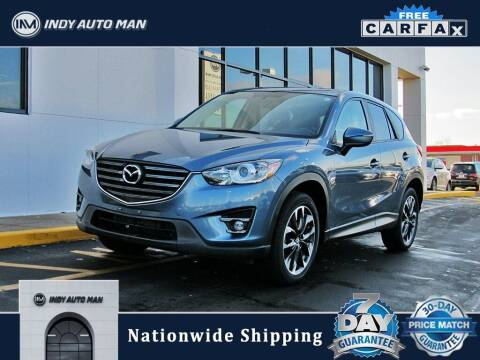 2016 Mazda CX-5 for sale at INDY AUTO MAN in Indianapolis IN