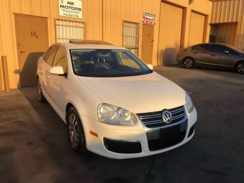 2005 Volkswagen Jetta for sale at MK Motors in Sacramento CA