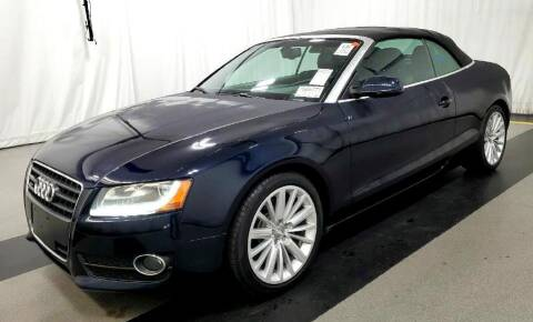 2011 Audi A5 for sale at Pars Auto Sales Inc in Stone Mountain GA
