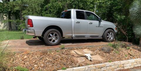 2012 RAM Ram Pickup 1500 for sale at Texas Truck Sales in Dickinson TX