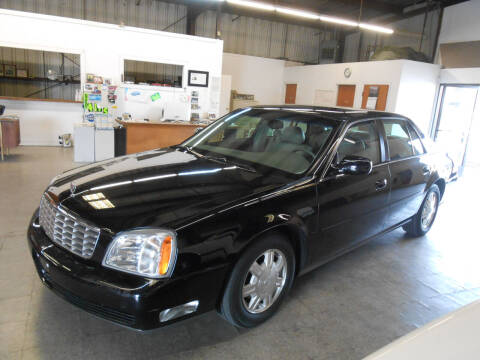 2004 Cadillac DeVille for sale at Sutherlands Auto Center in Rohnert Park CA