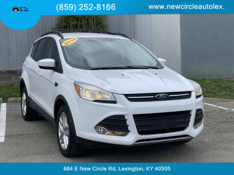 2014 Ford Escape for sale at New Circle Auto Sales LLC in Lexington KY