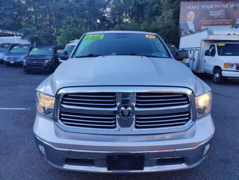 2013 RAM Ram Pickup 1500 for sale at Elmora Auto Sales in Elizabeth NJ