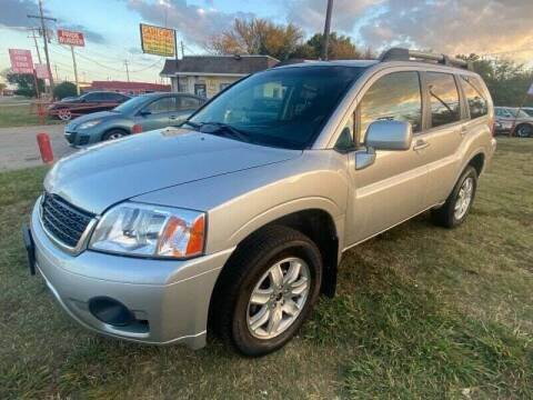 2011 Mitsubishi Endeavor for sale at Texas Select Autos LLC in Mckinney TX