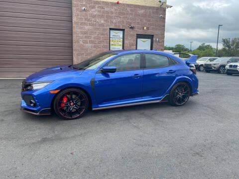 2019 Honda Civic for sale at CarNu  Sales in Warminster PA