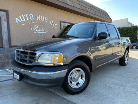 2003 Ford F-150 for sale at Auto Hub, Inc. in Anaheim CA