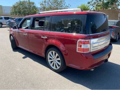 2013 Ford Flex for sale at Car Deal Auto Sales in Sacramento CA