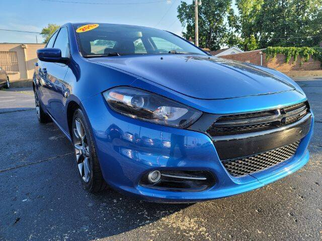 2013 Dodge Dart for sale at Dixie Automart LLC in Hamilton OH