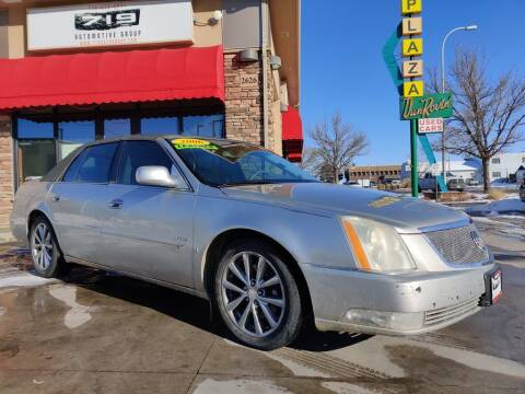 2006 Cadillac DTS for sale at 719 Automotive Group in Colorado Springs CO