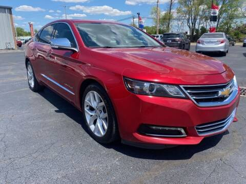 2015 Chevrolet Impala for sale at Used Car Factory Sales & Service Troy in Troy OH