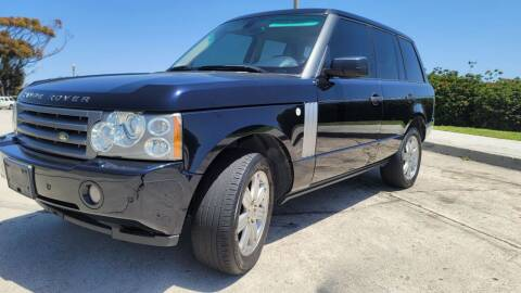 2006 Land Rover Range Rover for sale at L.A. Vice Motors in San Pedro CA