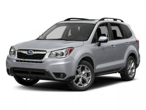 2016 Subaru Forester for sale at King's Colonial Ford in Brunswick GA