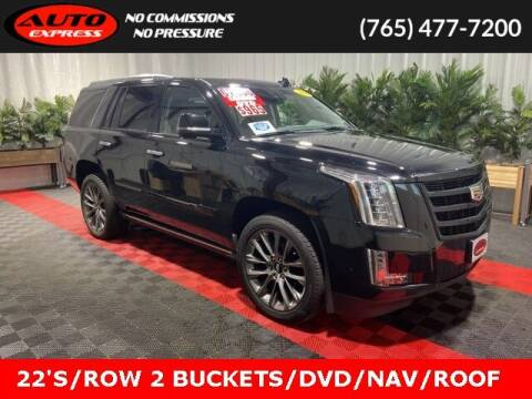 2020 Cadillac Escalade for sale at Auto Express in Lafayette IN
