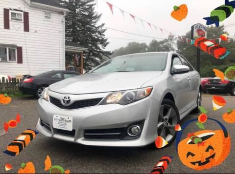 2014 Toyota Camry for sale at Easy Autoworks & Sales in Whitman MA