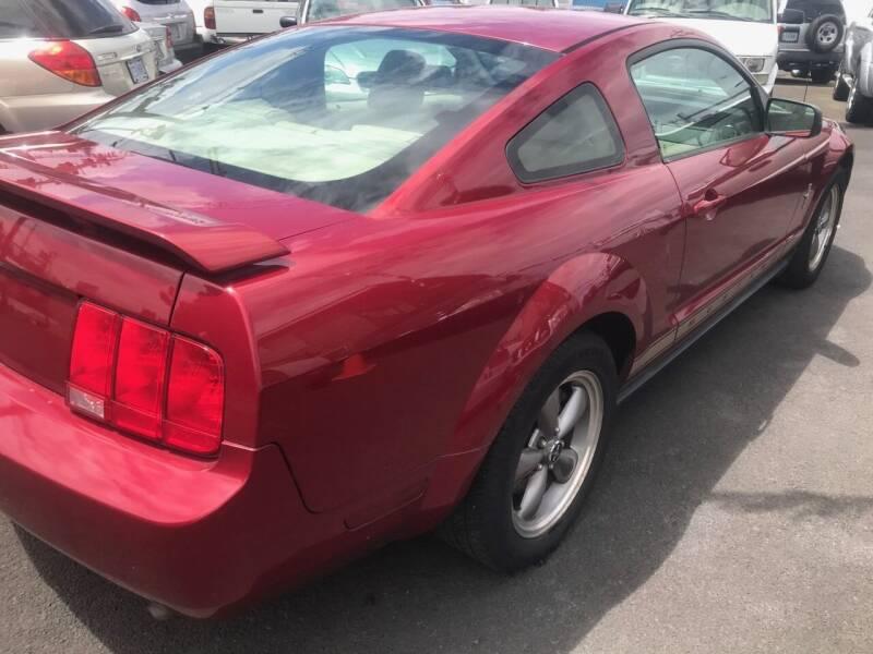2006 Ford Mustang V6 Premium 2dr Fastback - Portland OR