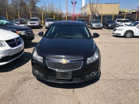 2011 Chevrolet Cruze for sale at Automotive Center in Detroit MI