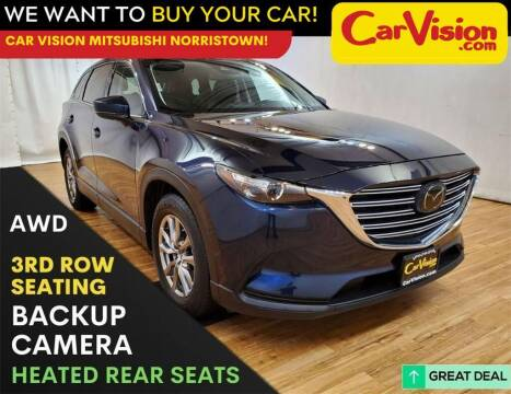 2018 Mazda CX-9 for sale at Car Vision Mitsubishi Norristown in Trooper PA
