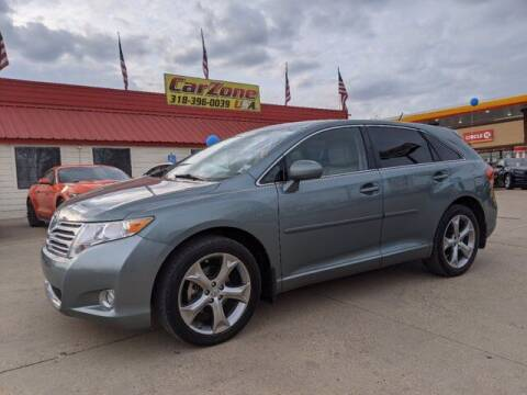 2009 Toyota Venza for sale at CarZoneUSA in West Monroe LA