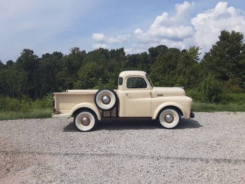 1949 Dodge B1 Pilot House for sale at Skyline Automotive LLC in Woodsfield OH
