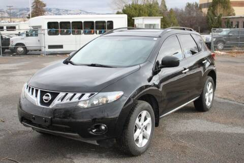 2010 Nissan Murano for sale at Motor City Idaho in Pocatello ID