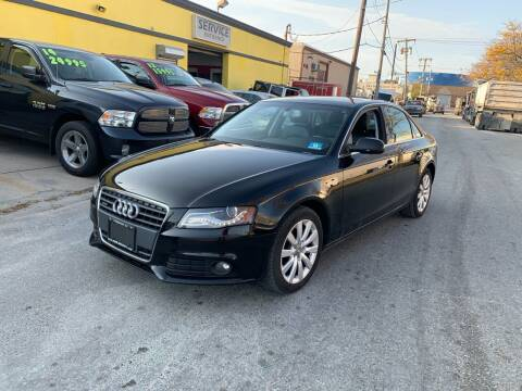 2011 Audi A4 for sale at Adams Motors INC. in Inwood NY