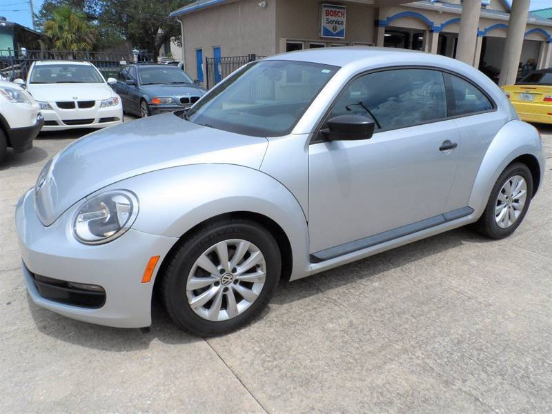 2014 Volkswagen Beetle for sale at Bavarian Auto Center in Rockledge FL