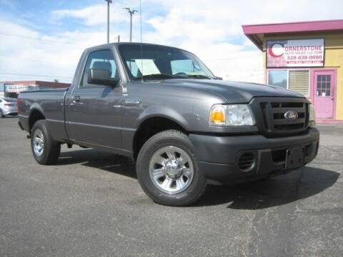 2011 Ford Ranger for sale at Cornerstone Auto Sales in Tucson AZ