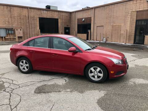 2014 Chevrolet Cruze for sale at Certified Auto Exchange in Indianapolis IN