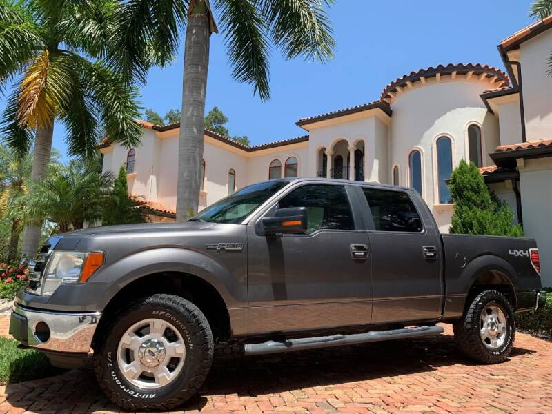 2013 Ford F-150 for sale at Mirabella Motors in Tampa FL