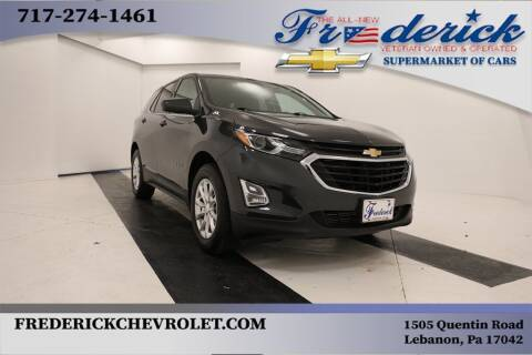 2019 Chevrolet Equinox for sale at Lancaster Pre-Owned in Lancaster PA