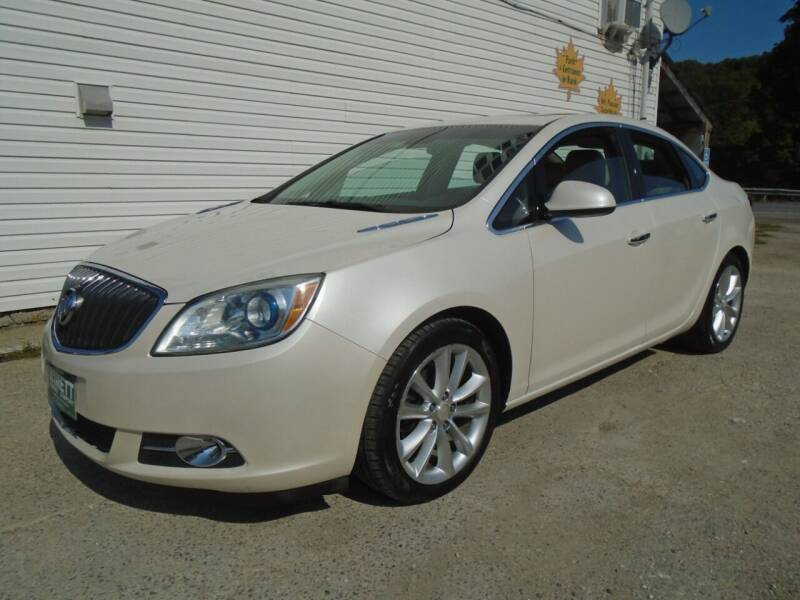 2012 Buick Verano for sale at Wimett Trading Company in Leicester VT