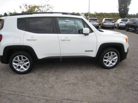 2017 Jeep Renegade for sale at FINNEY'S AUTO & TRUCK in Atlanta IN
