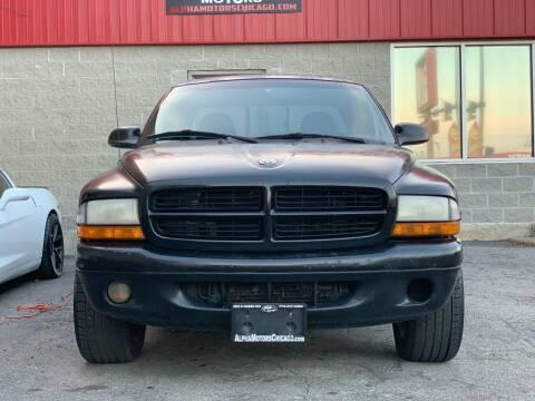 2000 Dodge Dakota for sale at Alpha Motors in Chicago IL