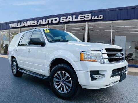 2016 Ford Expedition for sale at Williams Auto Sales, LLC in Cookeville TN