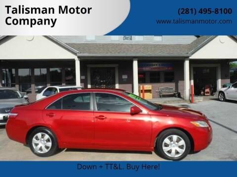 2009 Toyota Camry for sale at Don Jacobson Automobiles in Houston TX