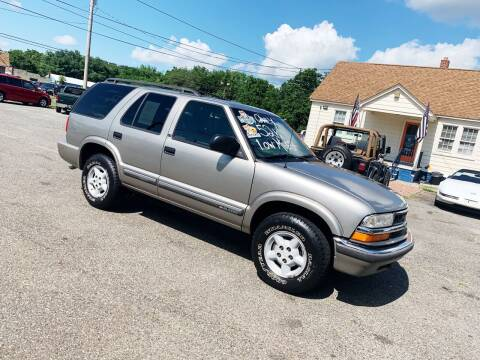 2000 Chevrolet Blazer for sale at New Wave Auto of Vineland in Vineland NJ