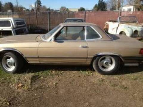 1974 Mercedes-Benz 450-Class for sale at Haggle Me Classics in Hobart IN